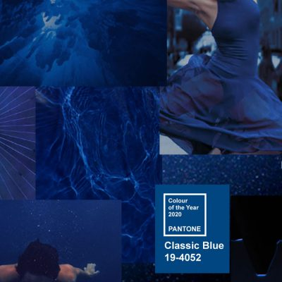 Classic Blue, Pantone colour of the year 2020