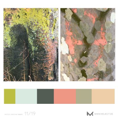 Colour Mood of the month 11/19 & free print