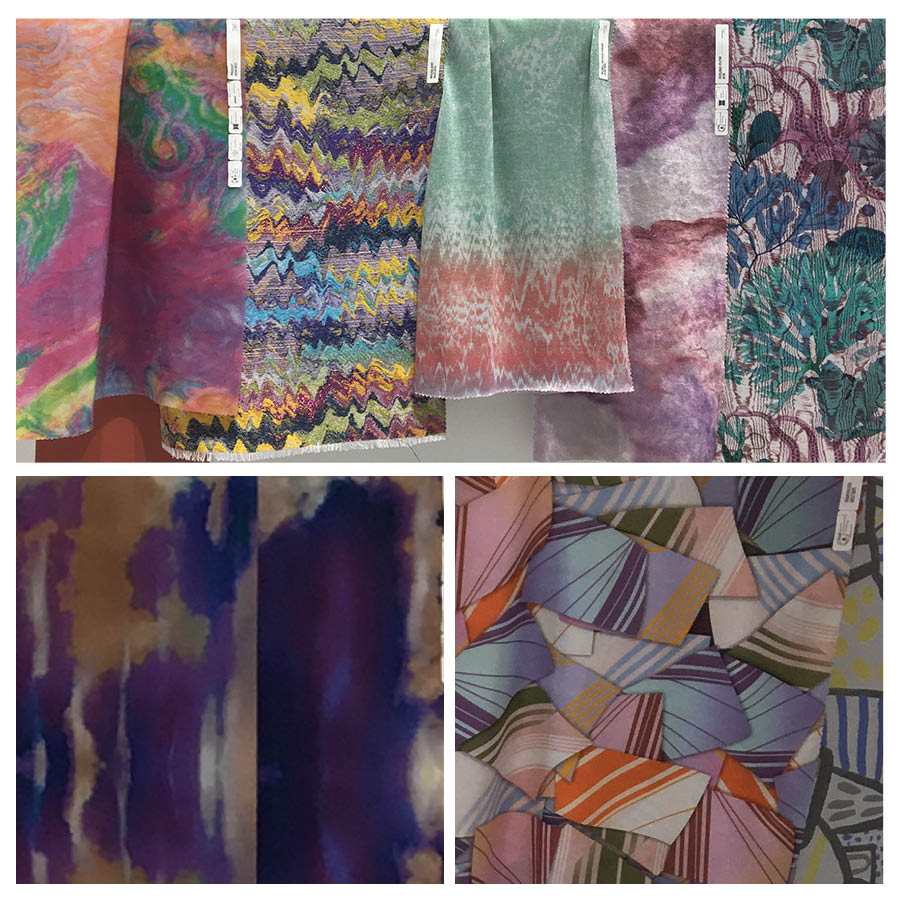 Fabric trends S/S 2021
