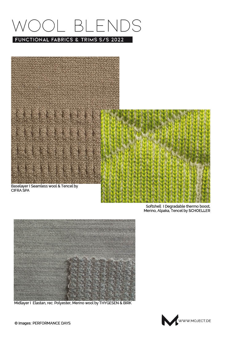 functional fabric trends ss 22