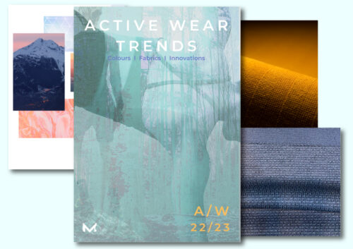 Activewear trends winter 22 23